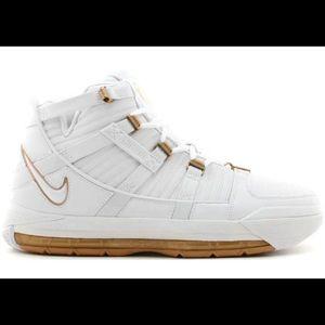 Nike LeBron 3 West Coast 11.5 basketball shoes